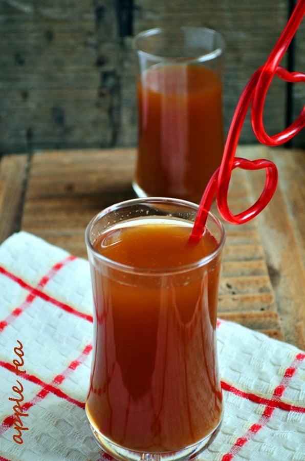 perfect apple tea recipe