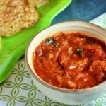 tomato red chutney recipe