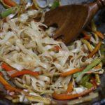 veg noodles step6