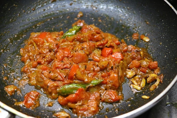 making bhindi masala recipe