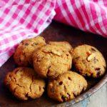 Date cookies recipe, date and walnut cookies recipe