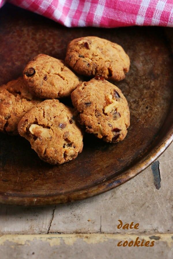 date cookies recipe c