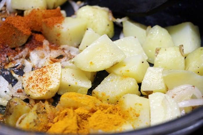 potato curry step6