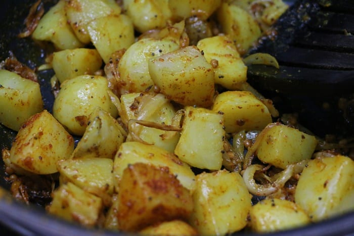 potato curry step7