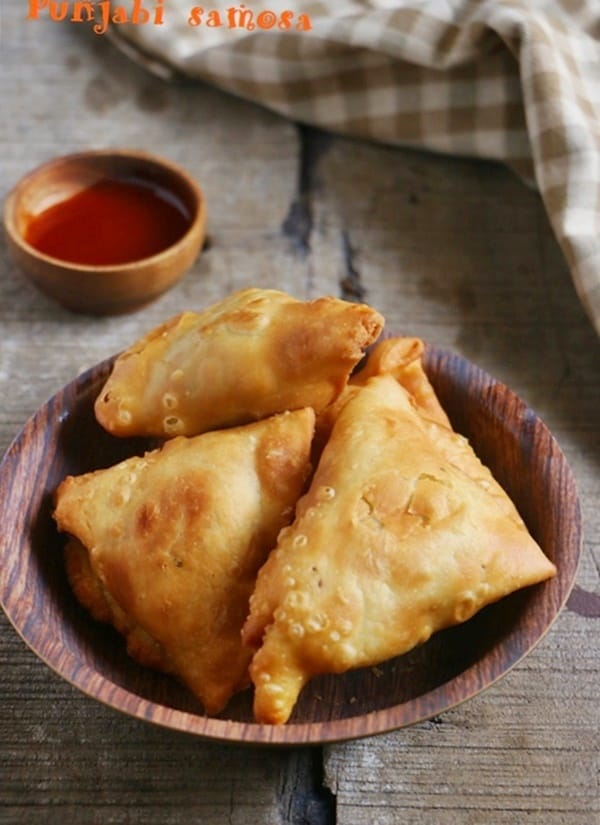how to make samosa stuffing