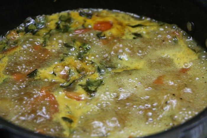 for idli sambar recipe, tiffin sambar recipe