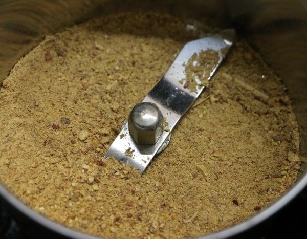 fresh sambar powder for idli sambar