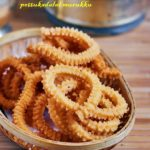 Pottukadalai Murukku Recipe | Easy Snack Recipes