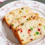 Tutti Frutti Cake Recipe | How To Make Tutti Frutti Cake