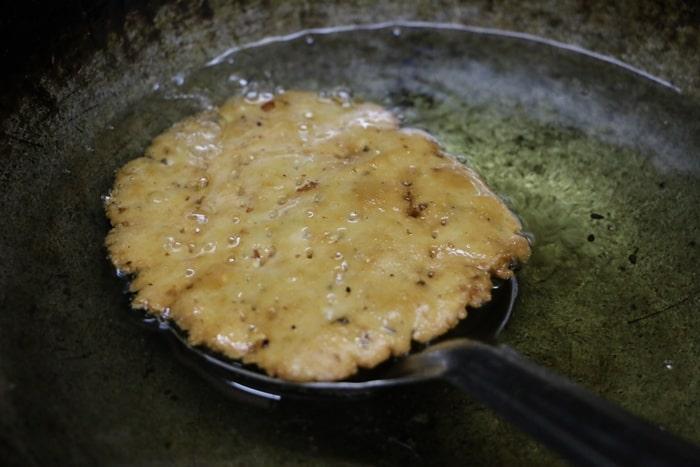 milagu thattai recipe step 9