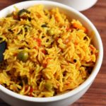 Tomato bath recipe | Tomato pulao recipe