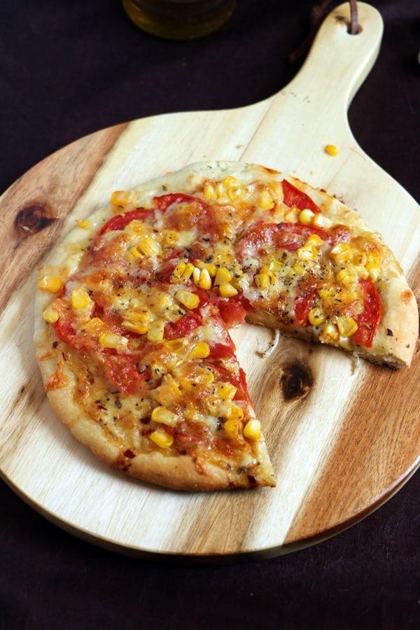 tomato pizza recipe b