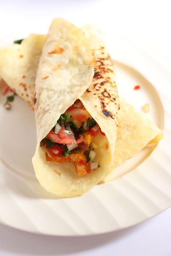 vegetarian fajita recipe f