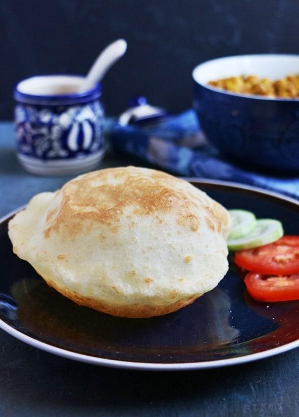 bhatura recipe c