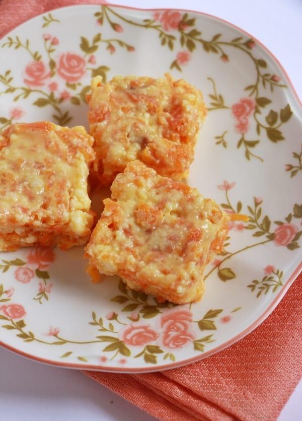 carrot kalakand recipe c