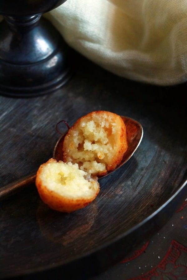 paneer gulab jamun recipe a
