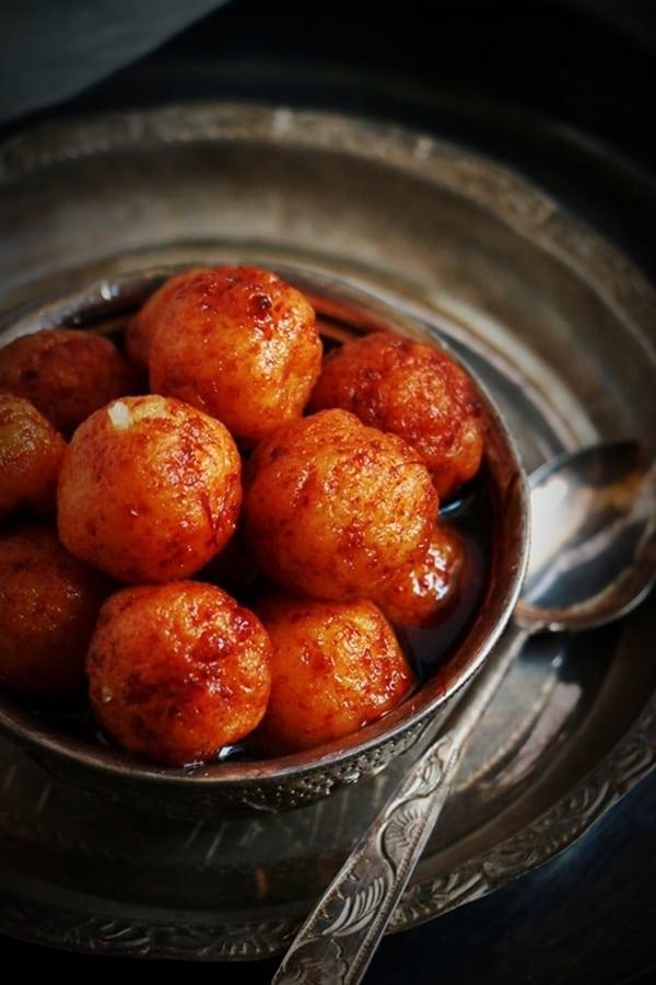 paneer gulab jamun recipe f
