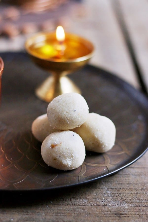 rava ladoo recipe c