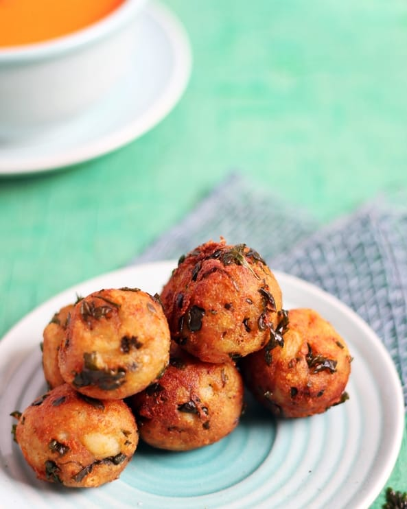 crispy cheese balls recipe