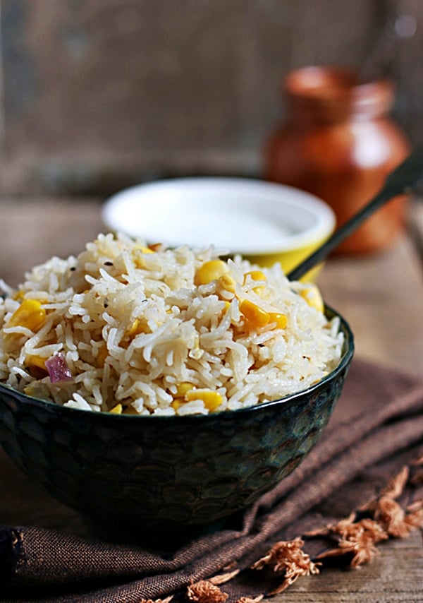 cor pulao recipe a