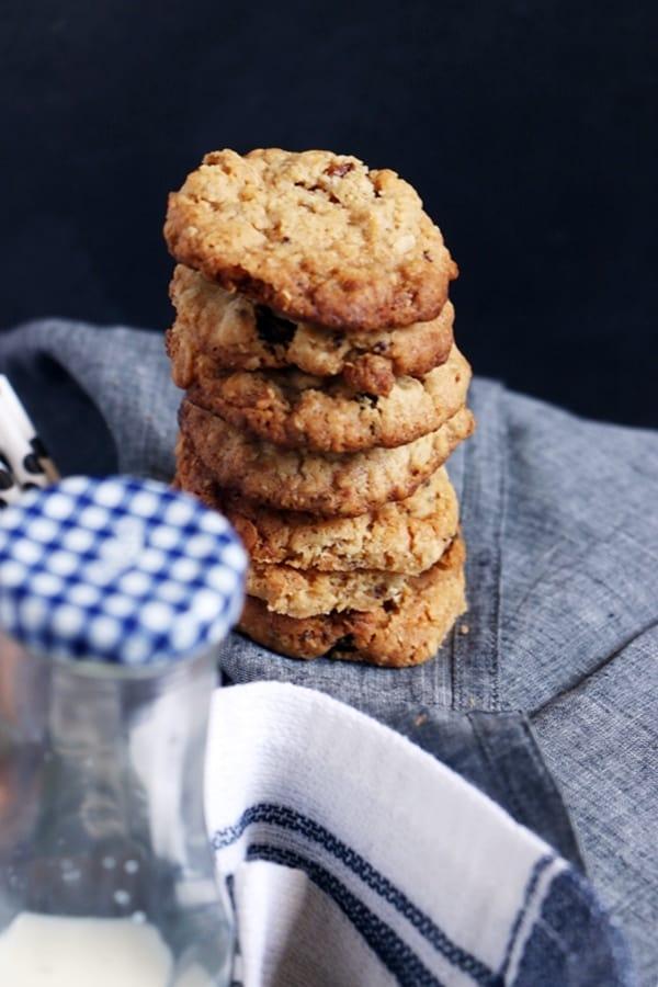 oats raisin cookies recipe a