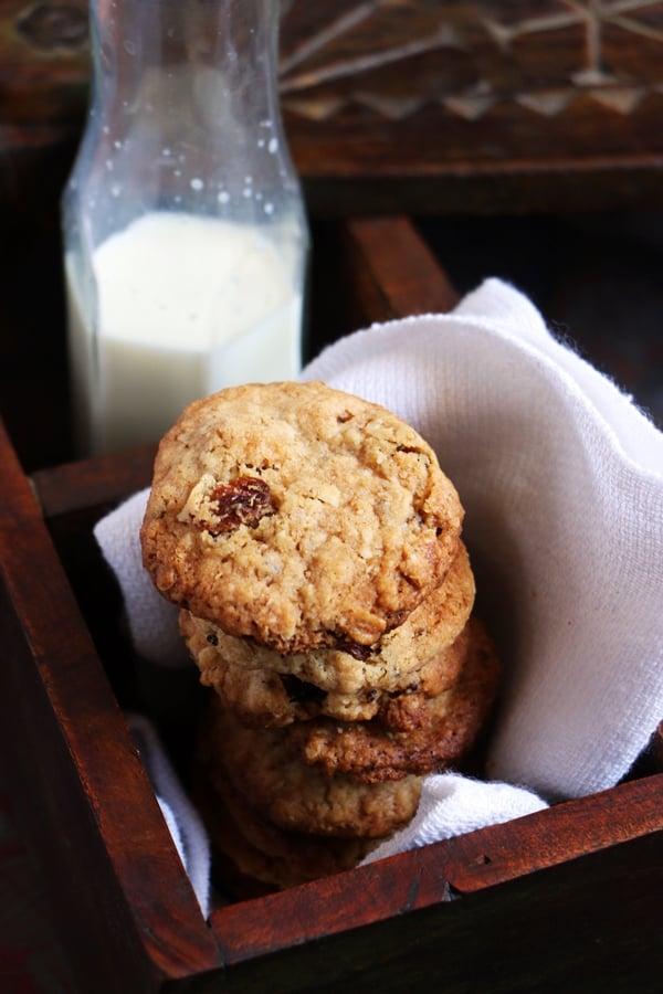 oats cookies recipe