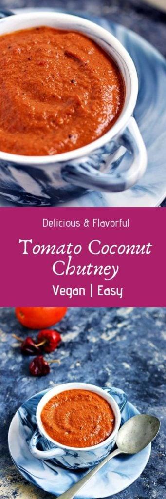 Red chutney recipe
