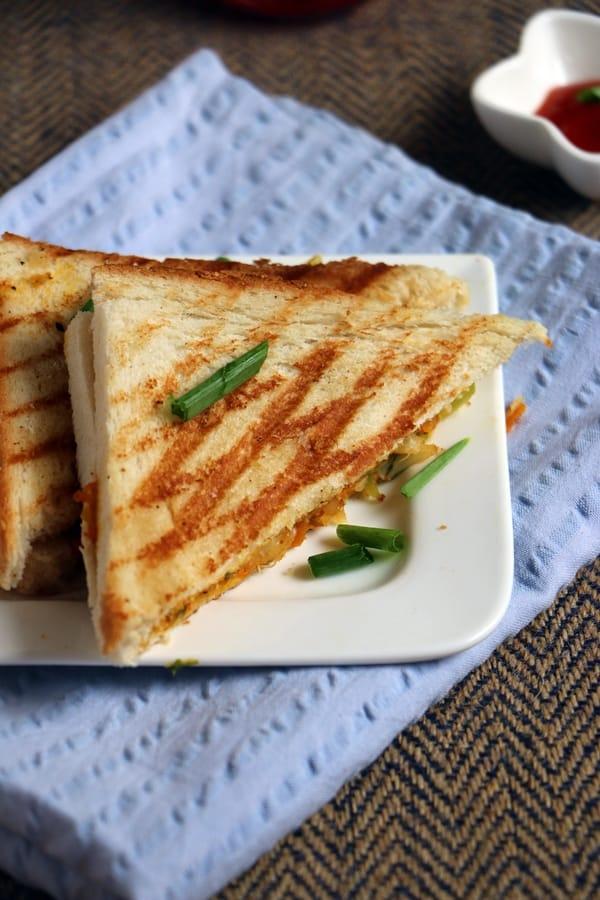 onion sandwich recipe b