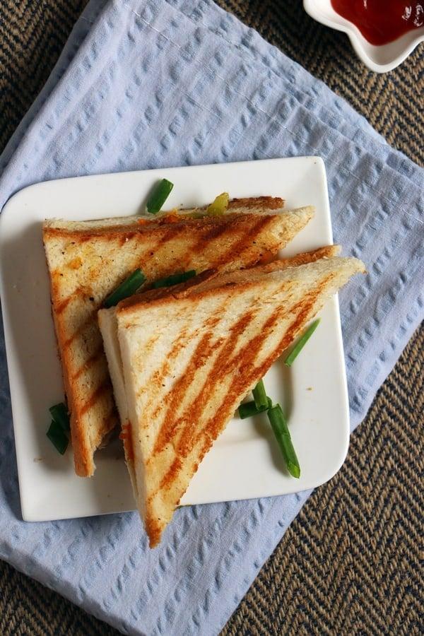 onion sandwich recipe c