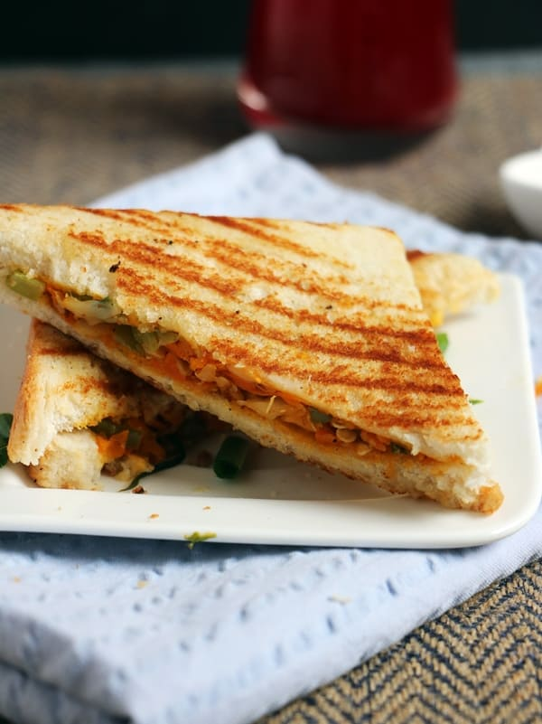 onion sandwich recipe d