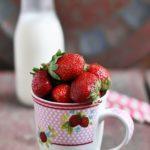 Strawberry cookies recipe | Eggless cookies recipe