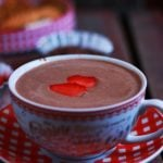 Strawberry hot chocolate recipe