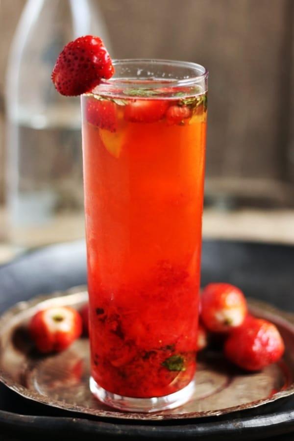 strawberry mojito recipe f