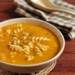 Pasta soup recipe | Veg pasta soup recipe