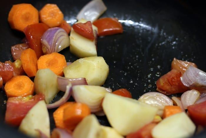carrot potato soup step 2