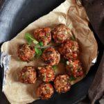 veg manchurian recipe (dry)