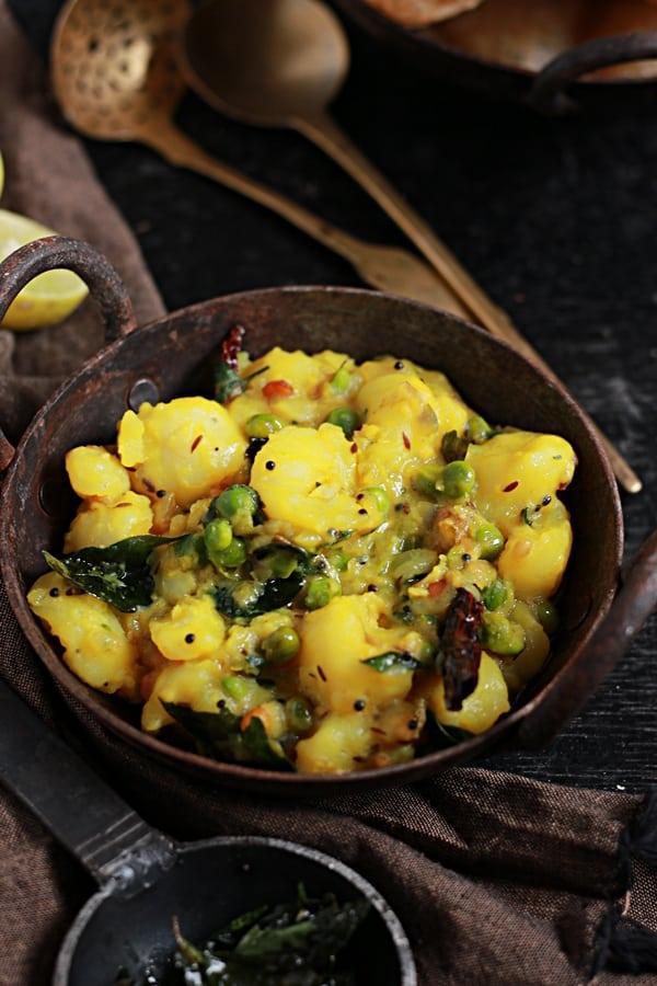 poori masala recipe b