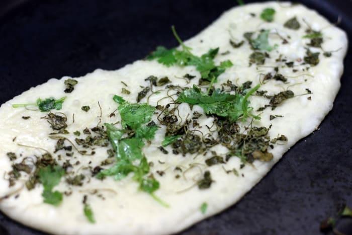 butter naan step 6