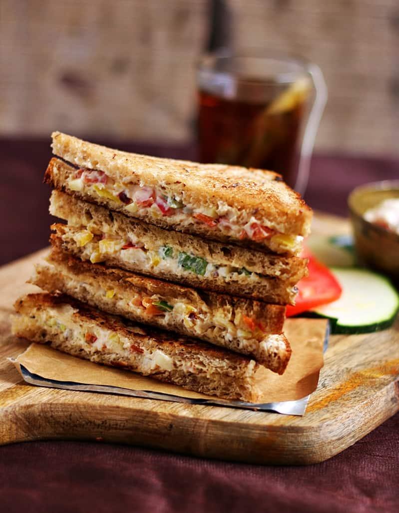 cream cheese sandwich recipe a