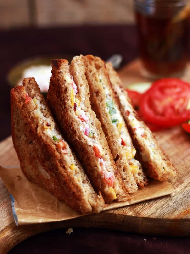 cream cheese sandwich recipe c