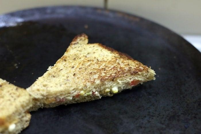 cream cheese sandwich step 5