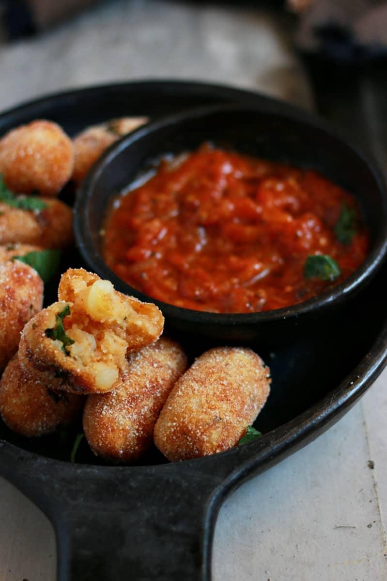 potato croquette recipe d