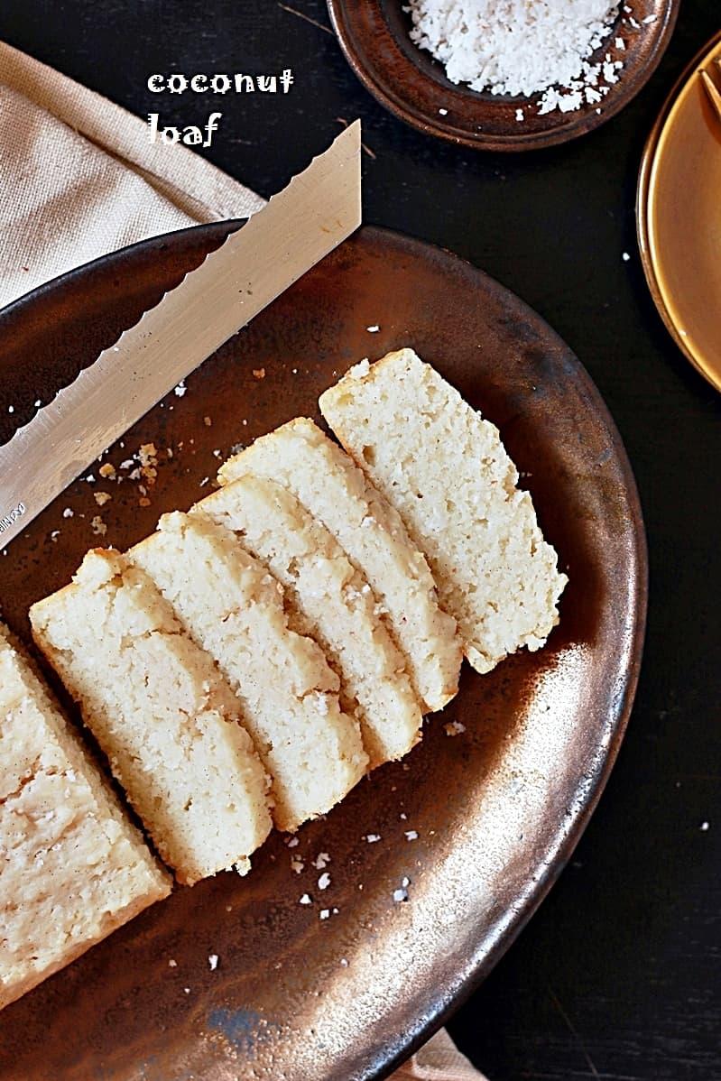 coconut loaf recipe b