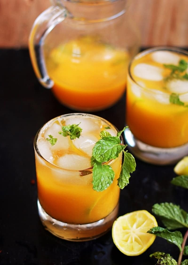 virgin mango mojito recipe