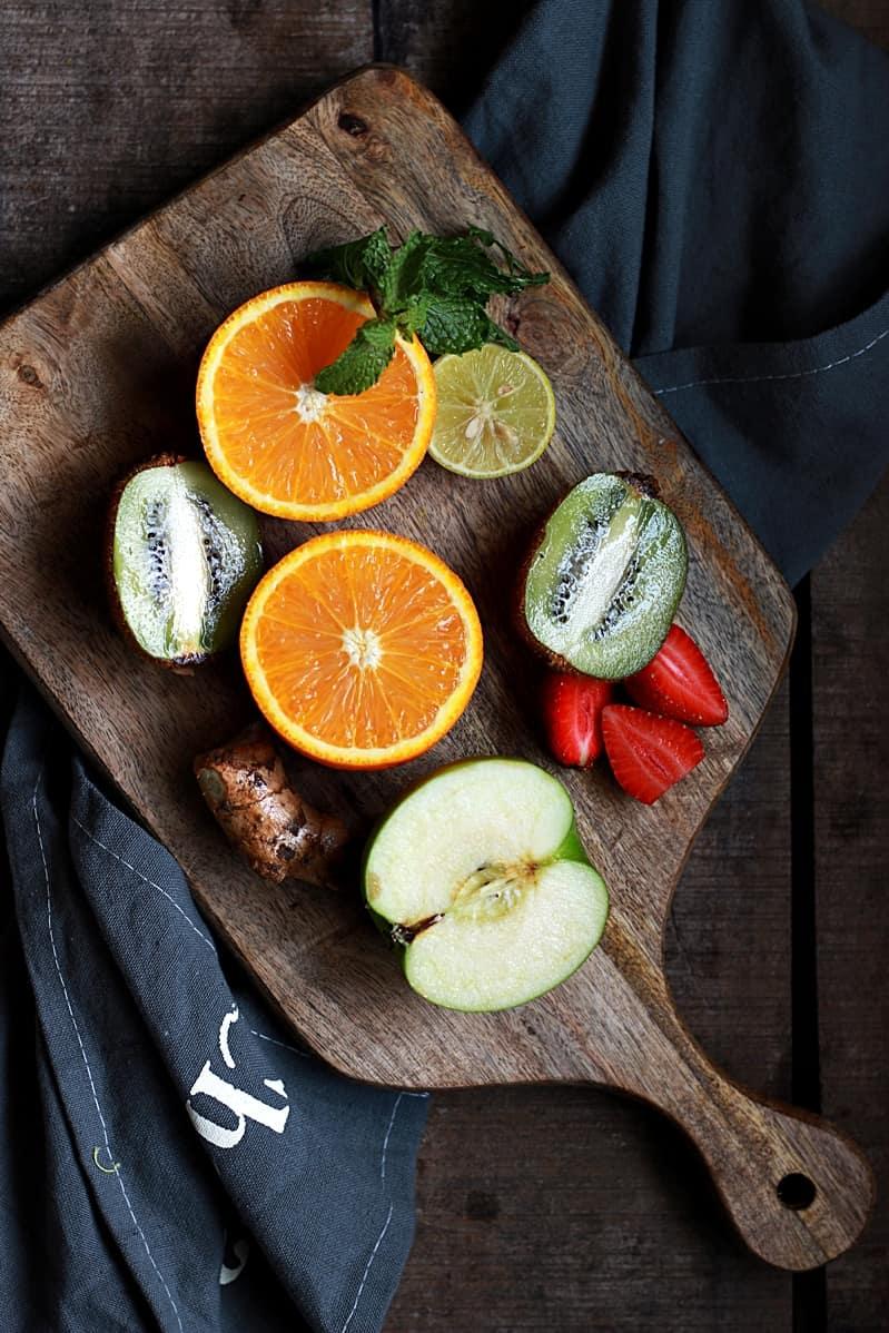 fruit punch recipe b