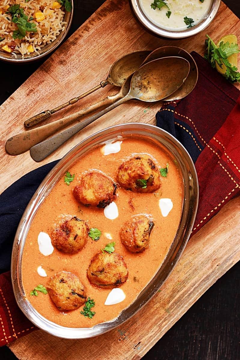 Punjabi malai kofta recipe