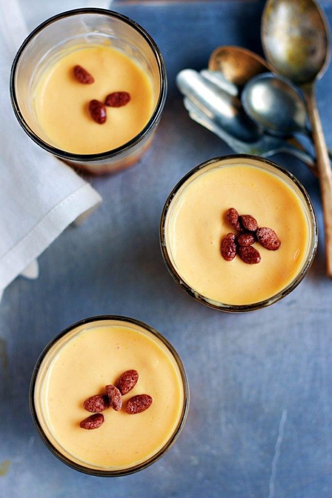 mango mousse recipe-mango recipes