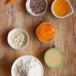 Mango muffins recipe | Eggless mango muffins recipe