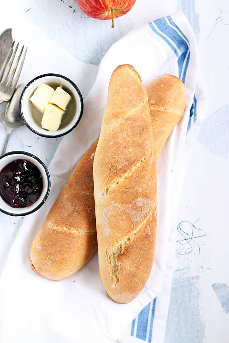 baguette recipe c