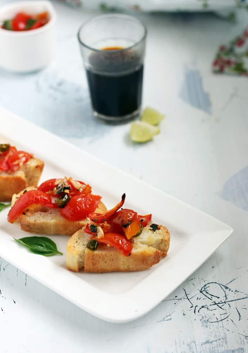 bruschetta recipe a